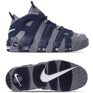 Air More Uptempo GS 'Georgetown Hoyas'
